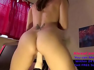 This babe can blow your dick within matter on seconds part 1 (46)