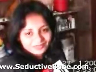 Beautiful Bengali girl in homemade sex tape with Bengali Audio  Part 1 of 3