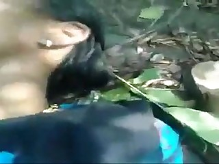 Kerala College Girl Crying with Pain,