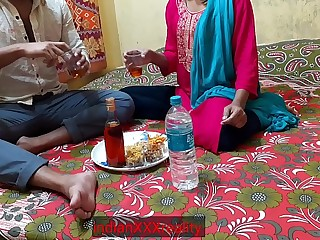 Indian Ever best Painful hard Sex and fuck and a. Drinking, In clear Hindi voice