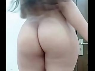 Ass Spreading Pakistani Beauty