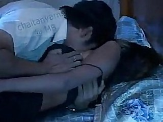 Indian Couple Hot Adult Movie Kissing Scene